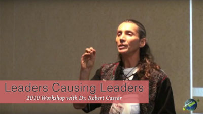 Leaders Causing Leaders Workshop 2010 with Dr. Robert Cassar