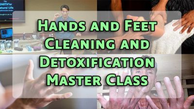 Hands and Feet Cleaning and Detoxification Master Class