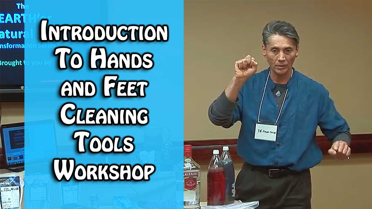 Introduction To Hands and Feet Cleaning Tools Workshop