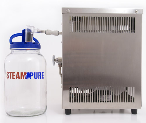 Water Distillers Made In Usa ~ Steampure water distiller stainless earther academy