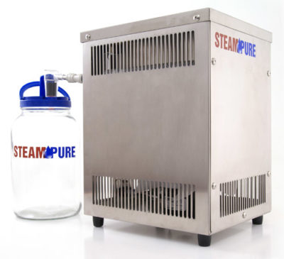Steampure Water Distiller