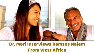 Dr. Mari Interviews Ramses Najem From West Africa
