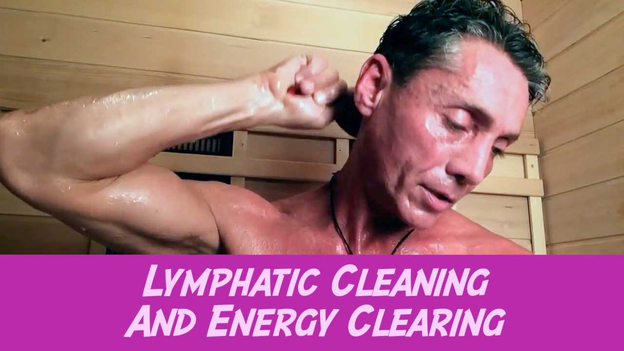 Lymphatic Cleaning And Energy Clearing
