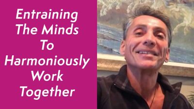 Entraining The Minds To Harmoniously Work Together