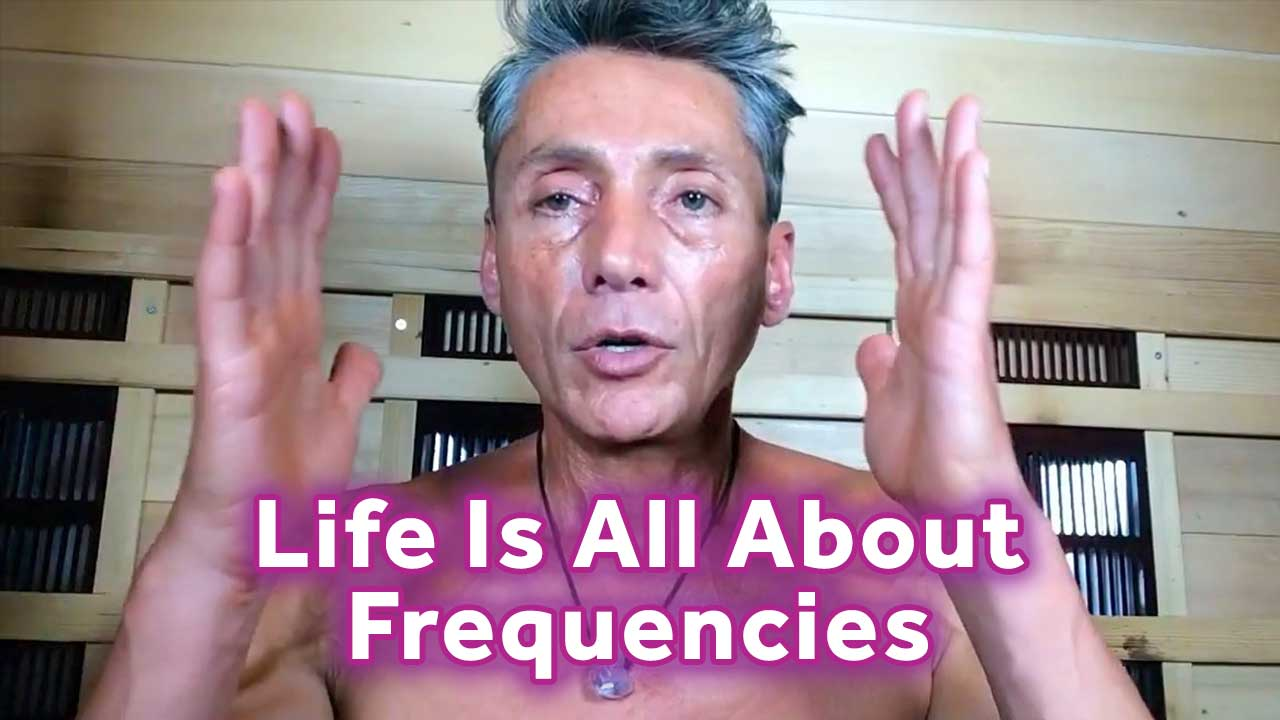 Life Is All About Frequencies