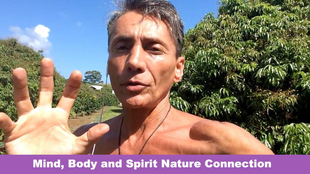 Mind, Body and Spirit Nature Connection