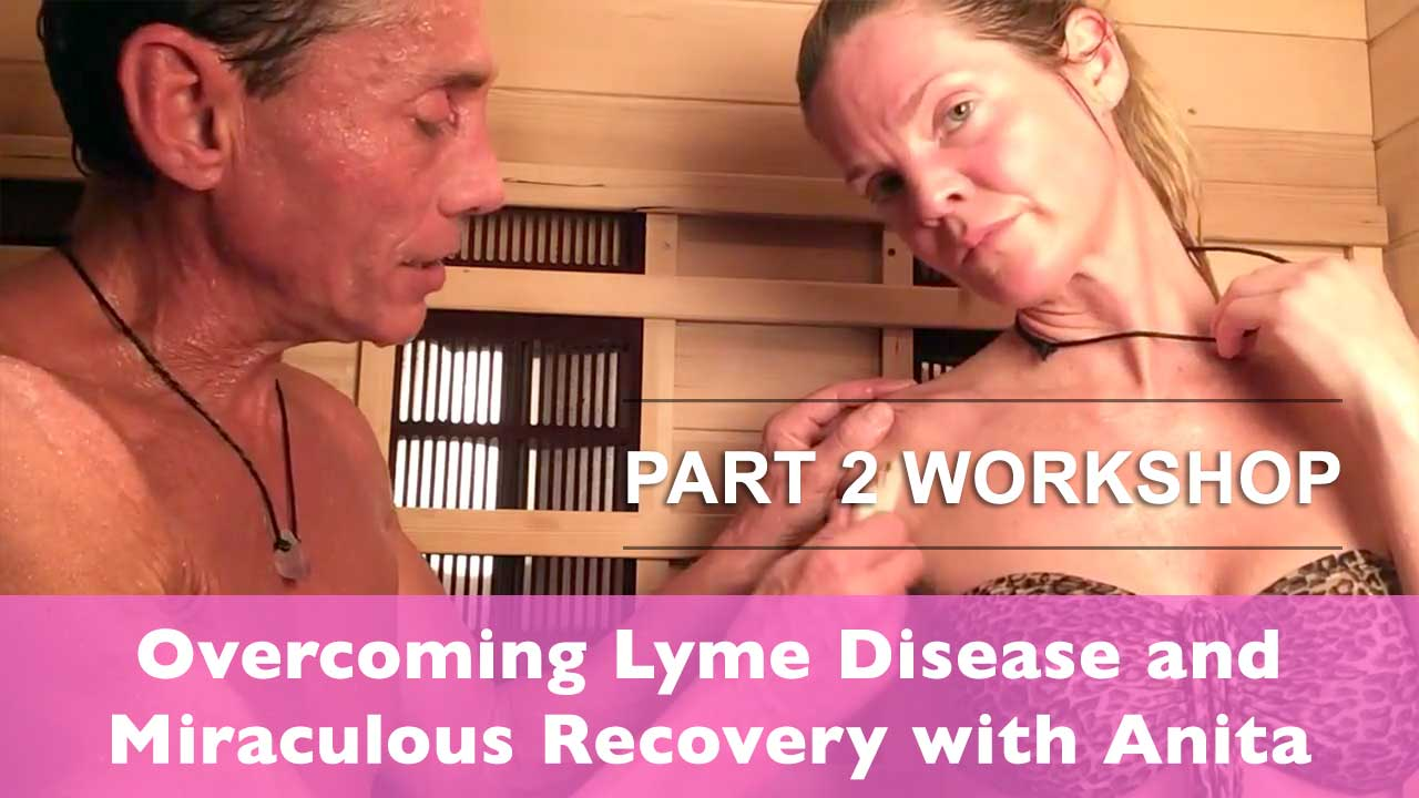 Overcoming Lyme Disease and Miraculous Recovery with Anita Part 2 Workshop