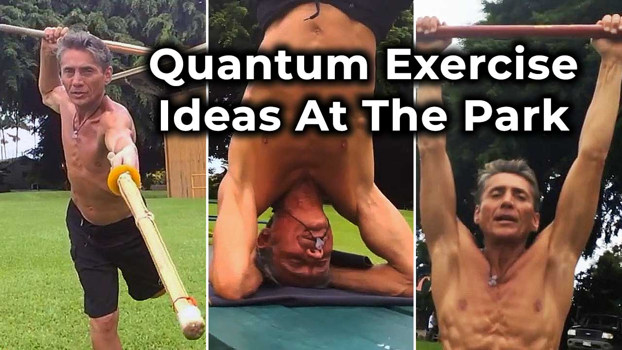 Quantum Exercise Ideas At The Park