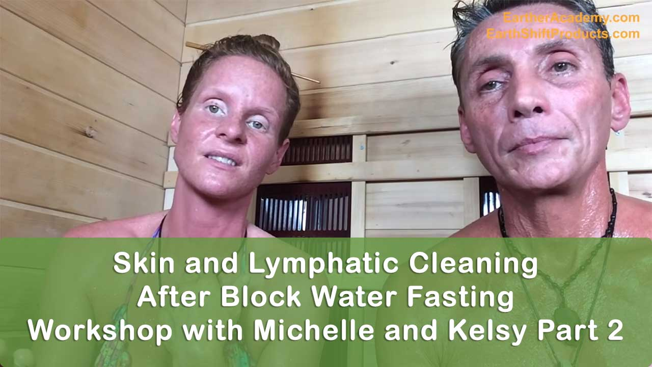 Overcoming Addictions with Block Water Fasting Interview and Workshop Part 2