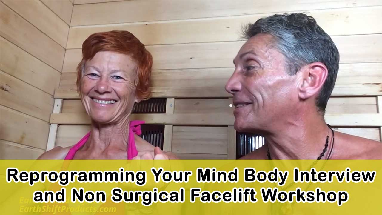 Reprogramming Your Mind Body Interview and Non Surgical Facelift Workshop with Dr. Robert Cassar