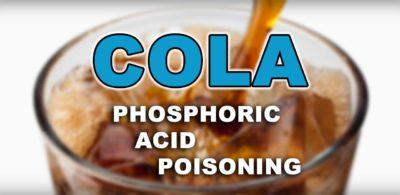 COLA - Phosphoric Acid Poisoning Parable