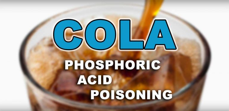 COLA - Phosphoric Acid Poisoning Parable