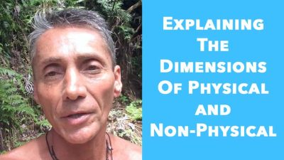 Explaining The Dimensions Of Physical and Non-Physical