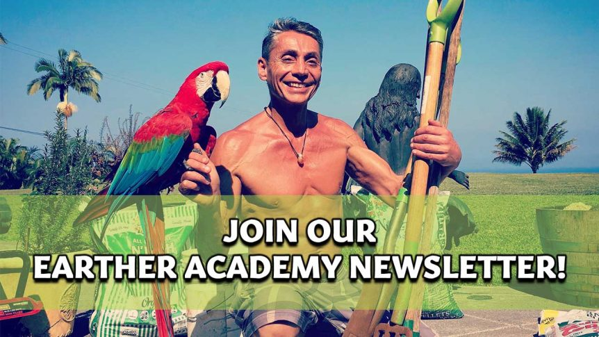 Earther Academy Newsletter Signup