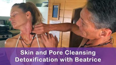 Skin and Pore Cleansing Detoxification with Beatrice