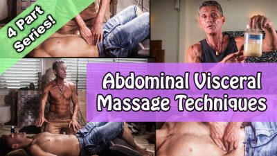 Abdominal Visceral Massage Techniques