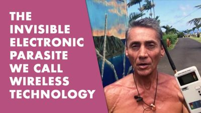 The Invisible Electronic Parasite We Call Wireless Technology