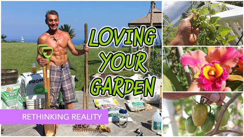 Rethinking Reality: Loving Your Garden
