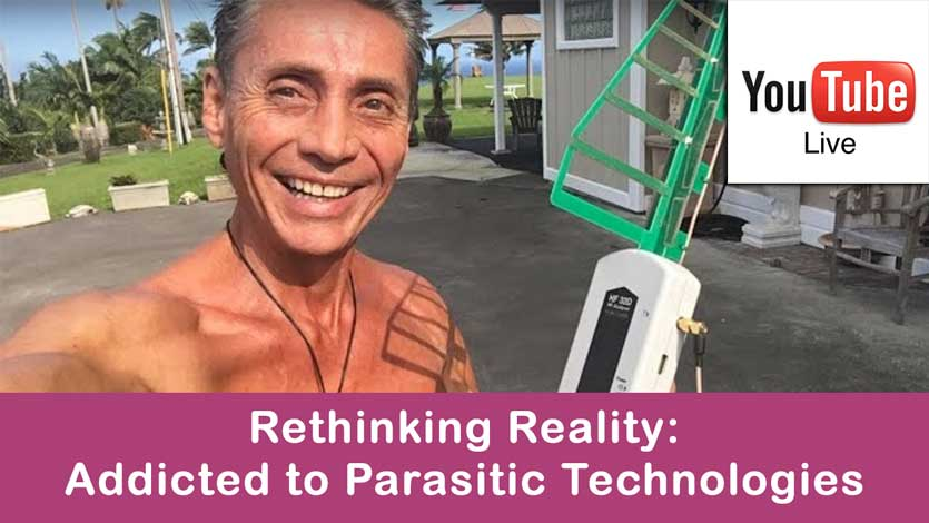 Addicted To Parasitic Technologies