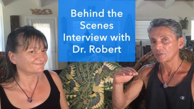 Behind the Scenes Interview with Dr. Robert Cassar
