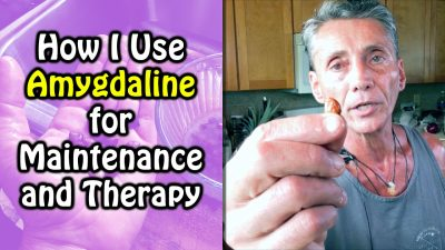 How I Use Amygdaline for Maintenance and Therapy