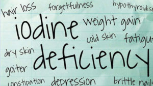 Iodine Deficiency Issues