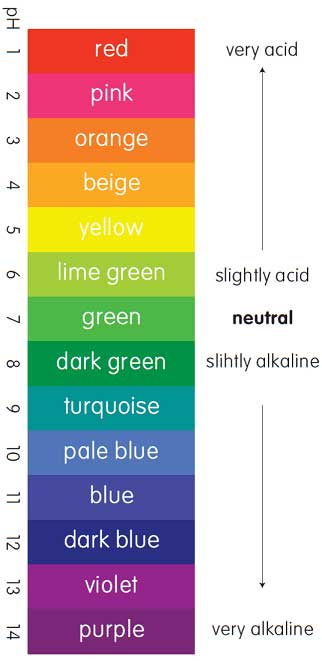 Alkaline To Acidic Measure