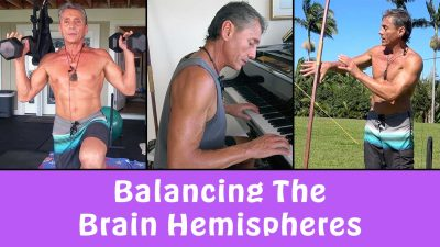 Balancing The Brain Hemispheres