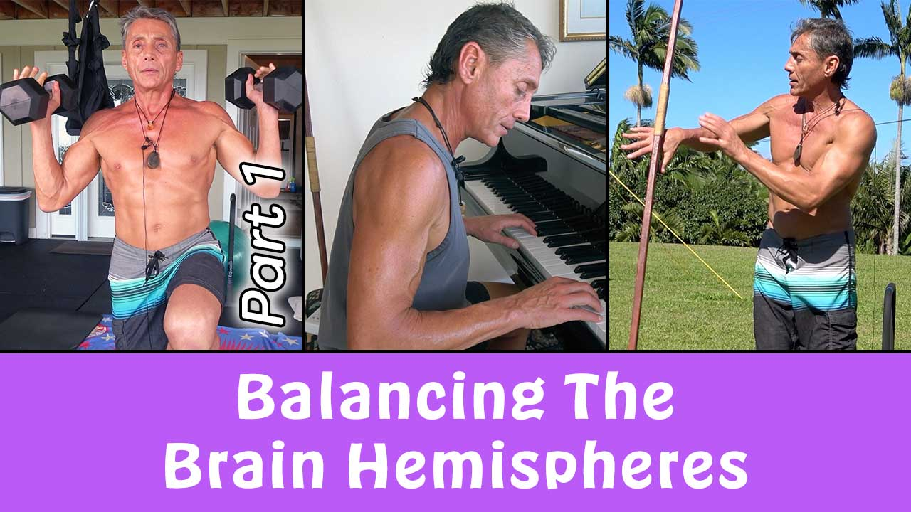 Balancing The Brain Hemispheres Part 1