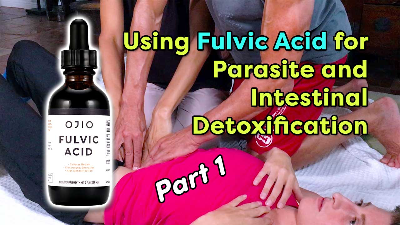 Using Fulvic Acid for Parasite and Intestinal Detoxification Part 1