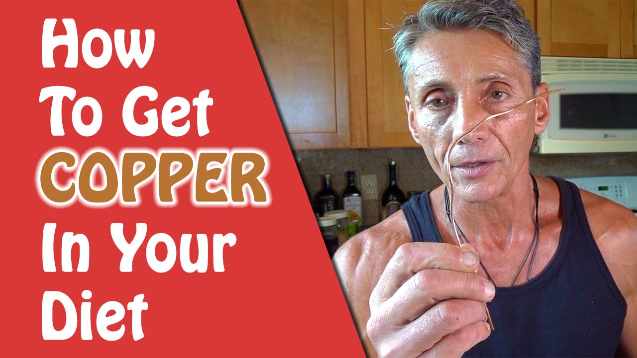 How To Get Copper In Your Diet