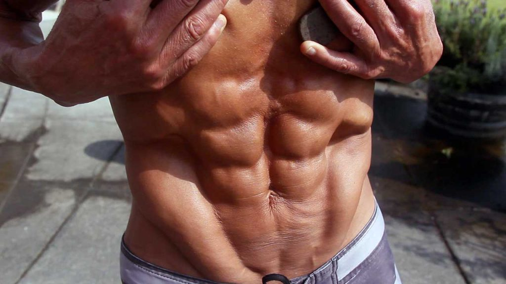 Robert Cassar's Six Pack Abs