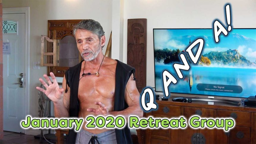 January 2020 Retreat Group Q and A