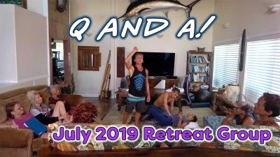 July 2019 Retreat Group Q and A