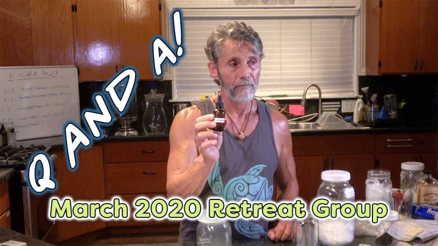 March 2020 Retreat Group Q and A