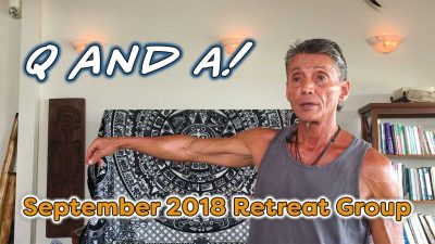 September 2018 Retreat Group Q and A