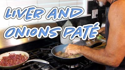 Liver And Onions Pate