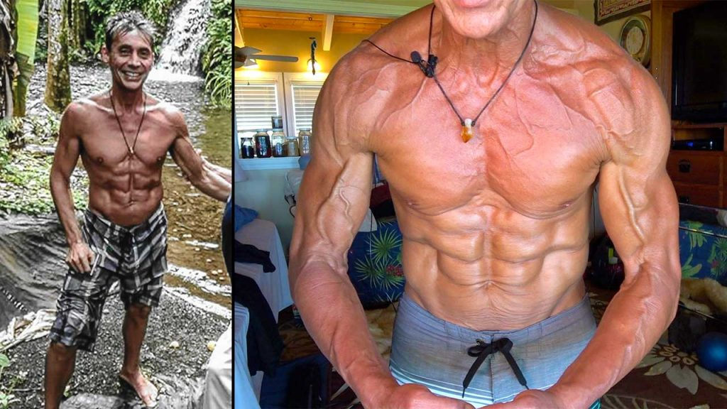 Robert Cassar's 60 Day Transformation