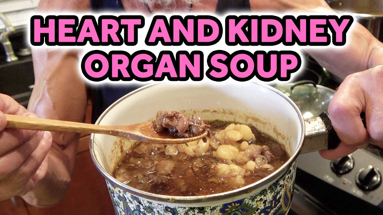 Heart And Kidney Organ Soup