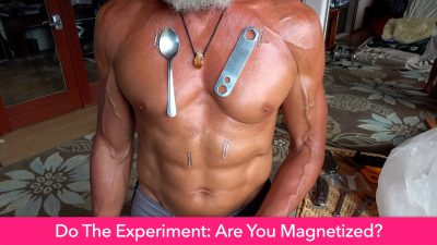 Do The Experiment: Are You Magnetized?
